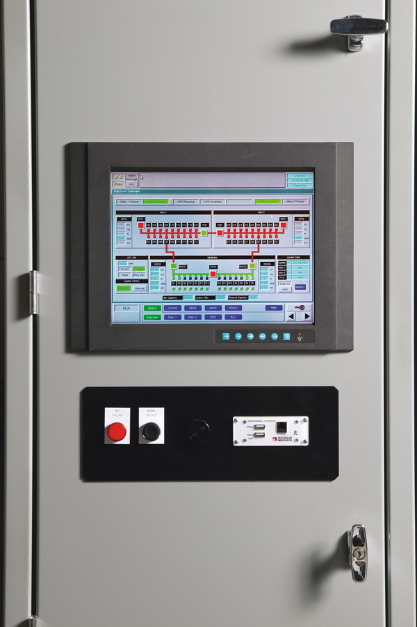 switchgear control center
