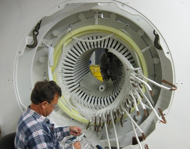 Electric Motor Repair Voltage Synchronous Tampa