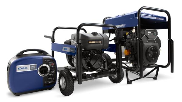 KOHLER Portable Generators