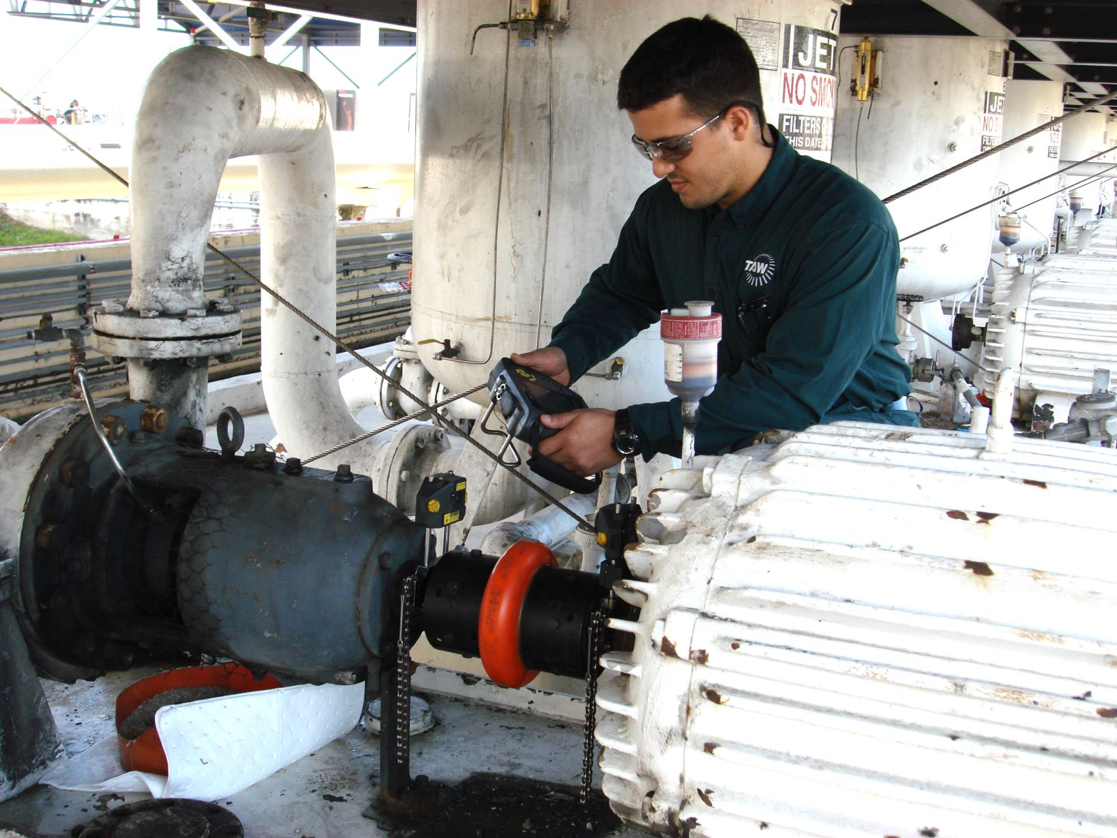 pump repair services taw inc