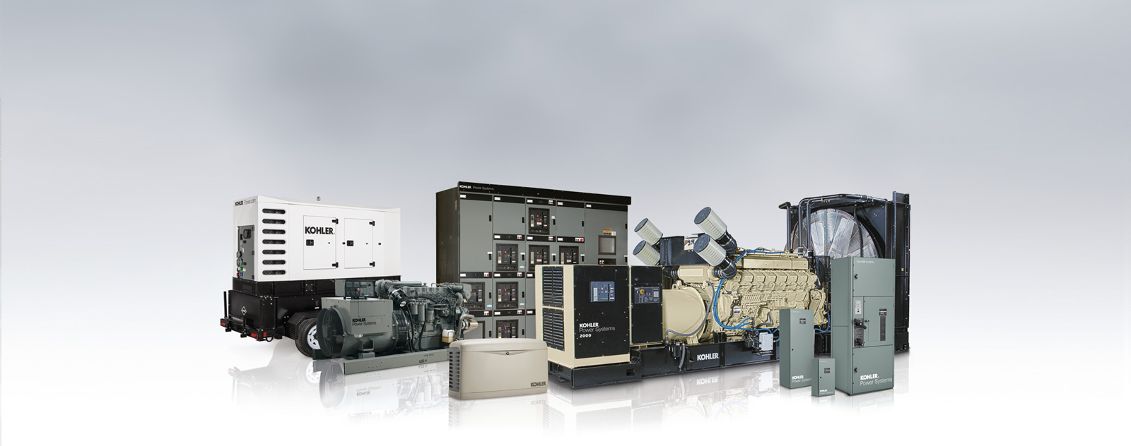 Kohler Generator Products Taw Power Systems