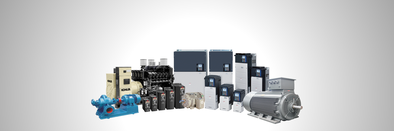 Kohler industrial power systems – TAW