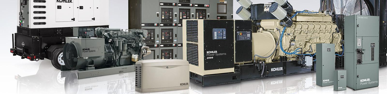 Essential Kohler Generator Technical Documents - TAW Power