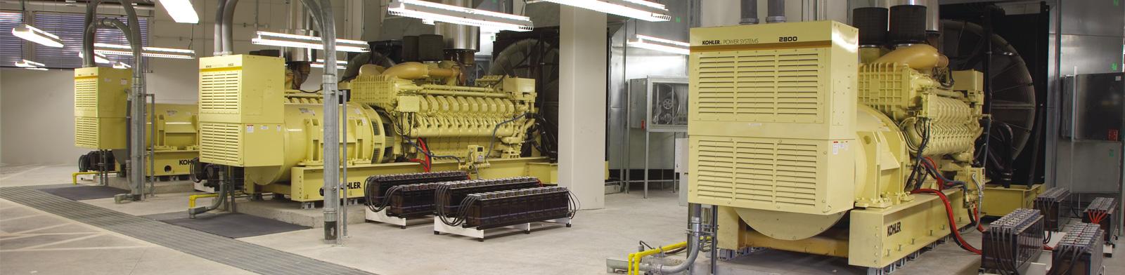 KOHLER Diesel Generators – TAW Power Systems