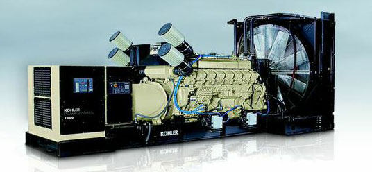 KOHLER® generator