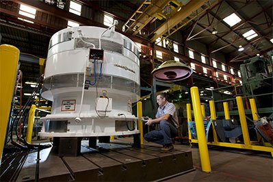 Image of Large Generator