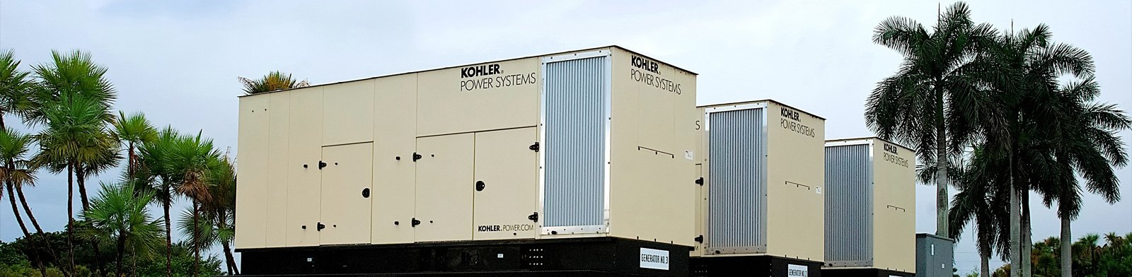 Generator Specification Sheets
