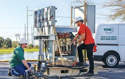 TAW Technical Field Service